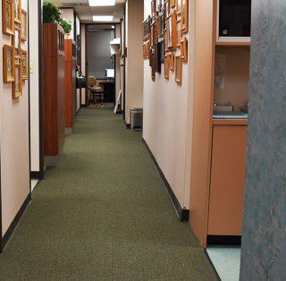 Dr. Jeff Dental Clinic's Inside Area
